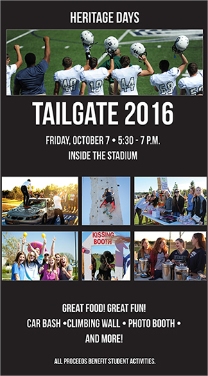 tailgate 2016 poster